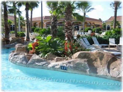 Regal Palms Resort At Highlands Reserve Davenport 4 Bedroom Townhouse